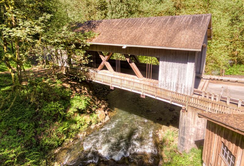 WA Cedar Creek Bridge 2, WA