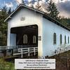 Dorena Covered Bridge near Cottage Grove, Oregon