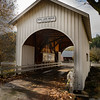 Neal Lane Covered Bridge - Myrtle Creek, Oregon