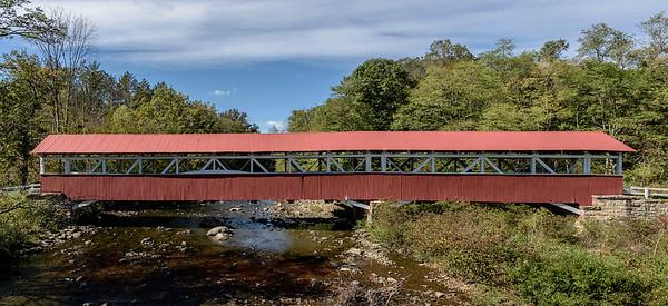 Barronvale Covered Bridge