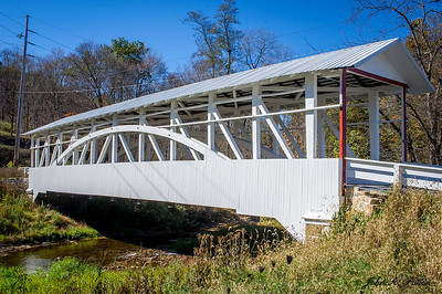 Bowser Covered Bridge