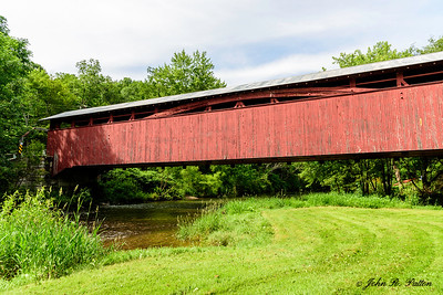Heirline Covered Bridge
