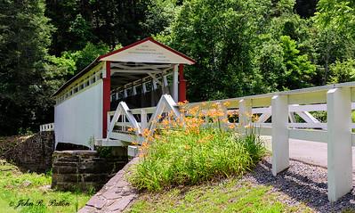 Jackson's Mill Covered Bridge