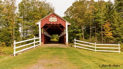 Trostletown Covered Bridge