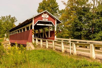 Glessner Covered Bridge
