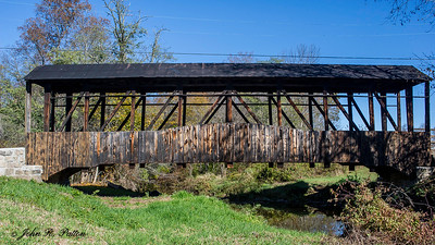 Cupperts Covered Bridge