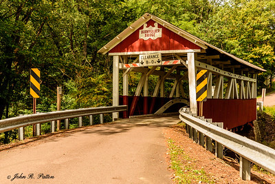 Beechdale, Burkholder  Covered Bridge