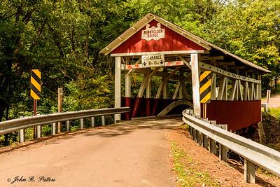 Beechdale, Burkholder  Covered Bridge 2