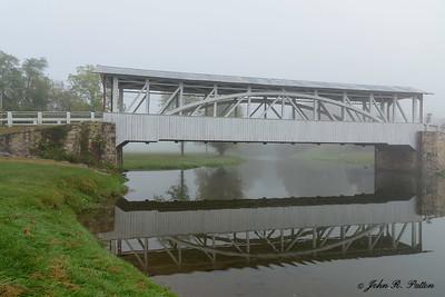 Hall's Mill Covered Bridge