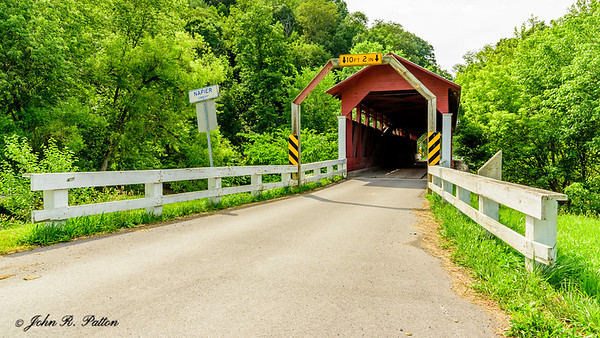 Heirline Covered Bridge