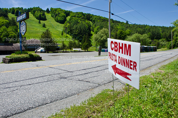 CBHM Info Booth