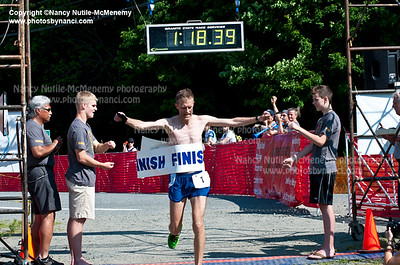 22nd Annual Covered Bridges Half Marathon