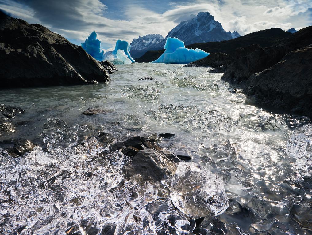 Lago Grey, Chilean Patagonia