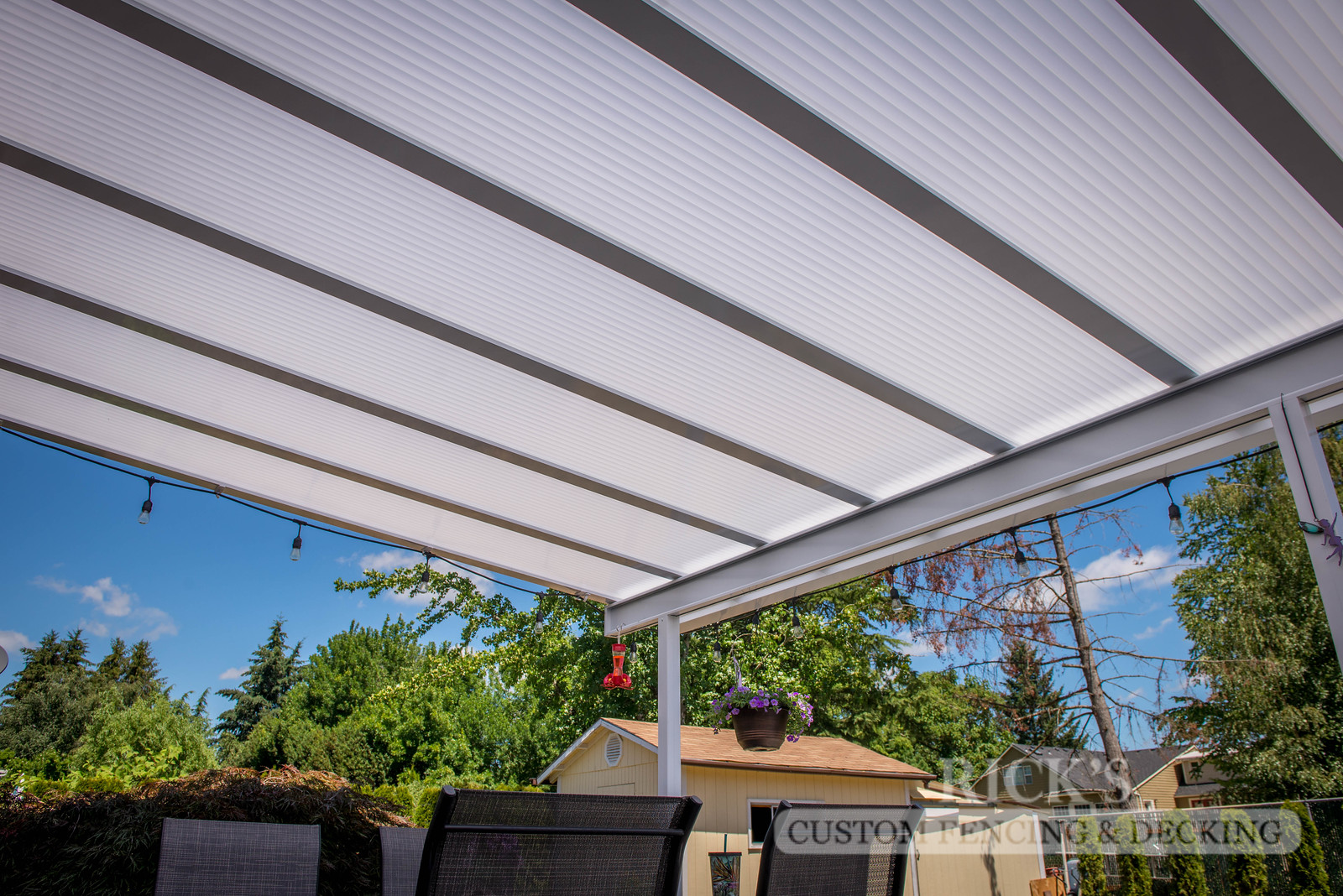 5004 - Acrylite Patio Cover