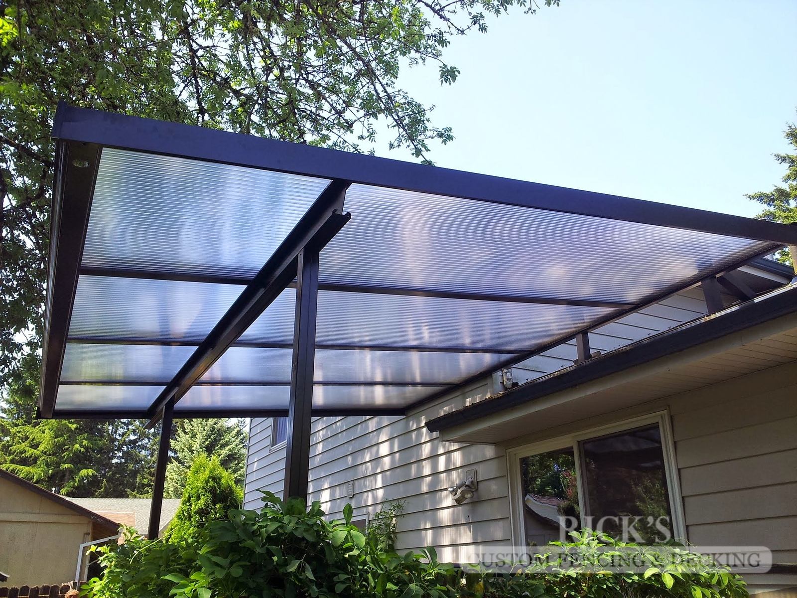 5026 - Acrylite Patio Cover