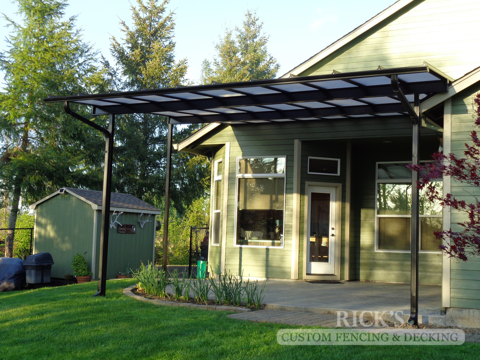 5069 - Acrylite Patio Cover