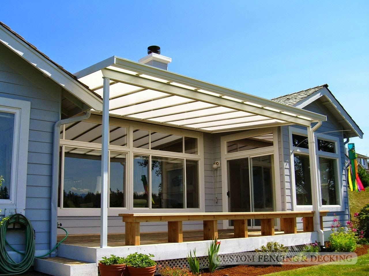 5032 - Acrylite Patio Cover