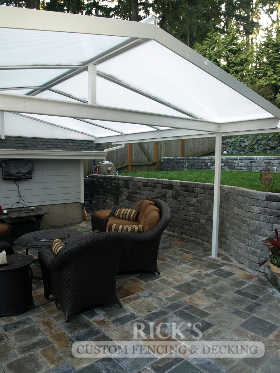 5048 - Acrylite Patio Cover