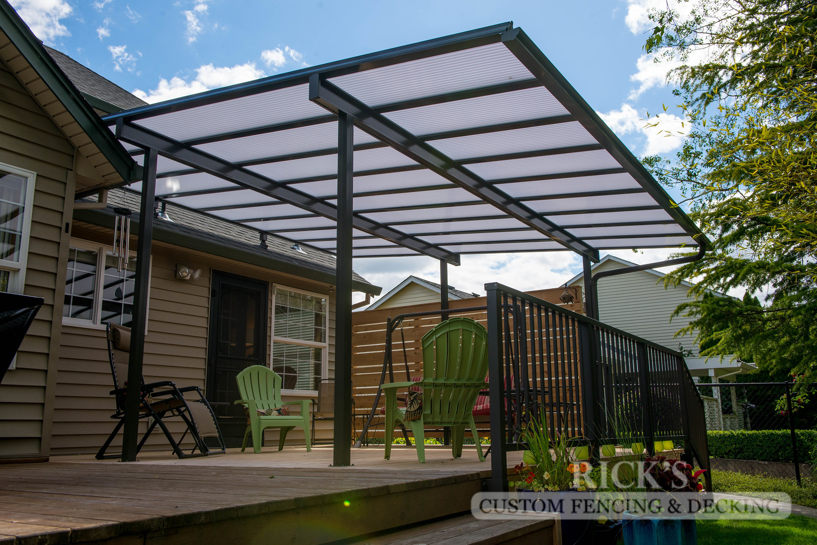 5043 - Acrylite Patio Cover