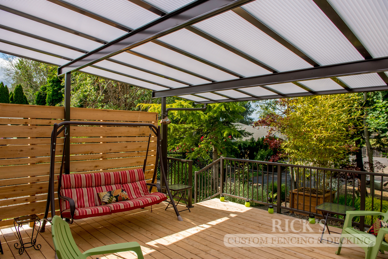 5042 - Acrylite Patio Cover
