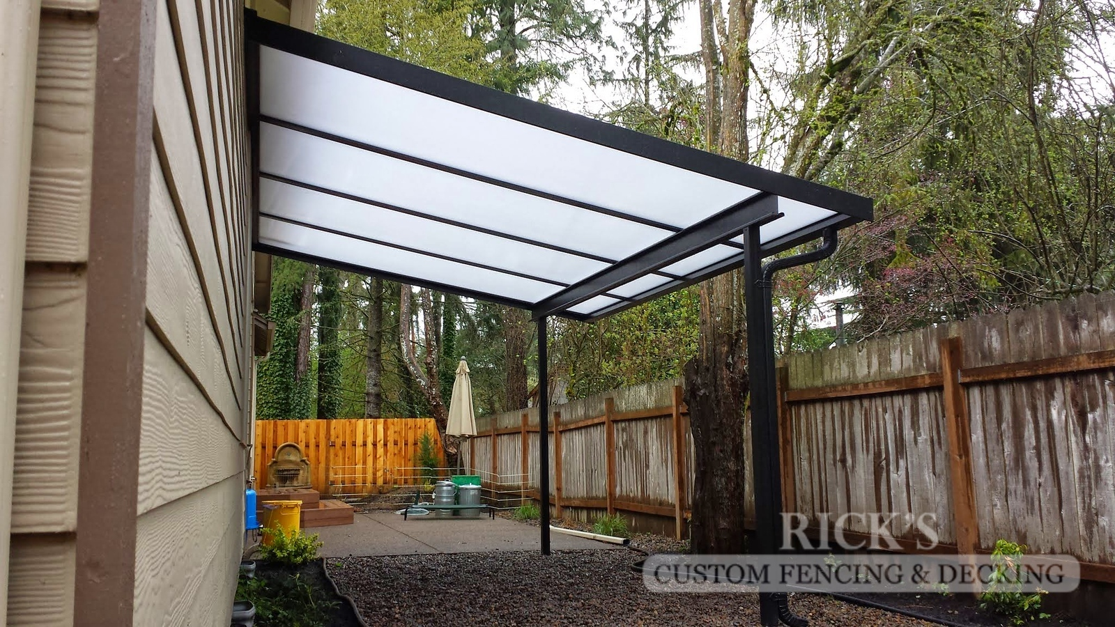 5031 - Acrylite Patio Cover