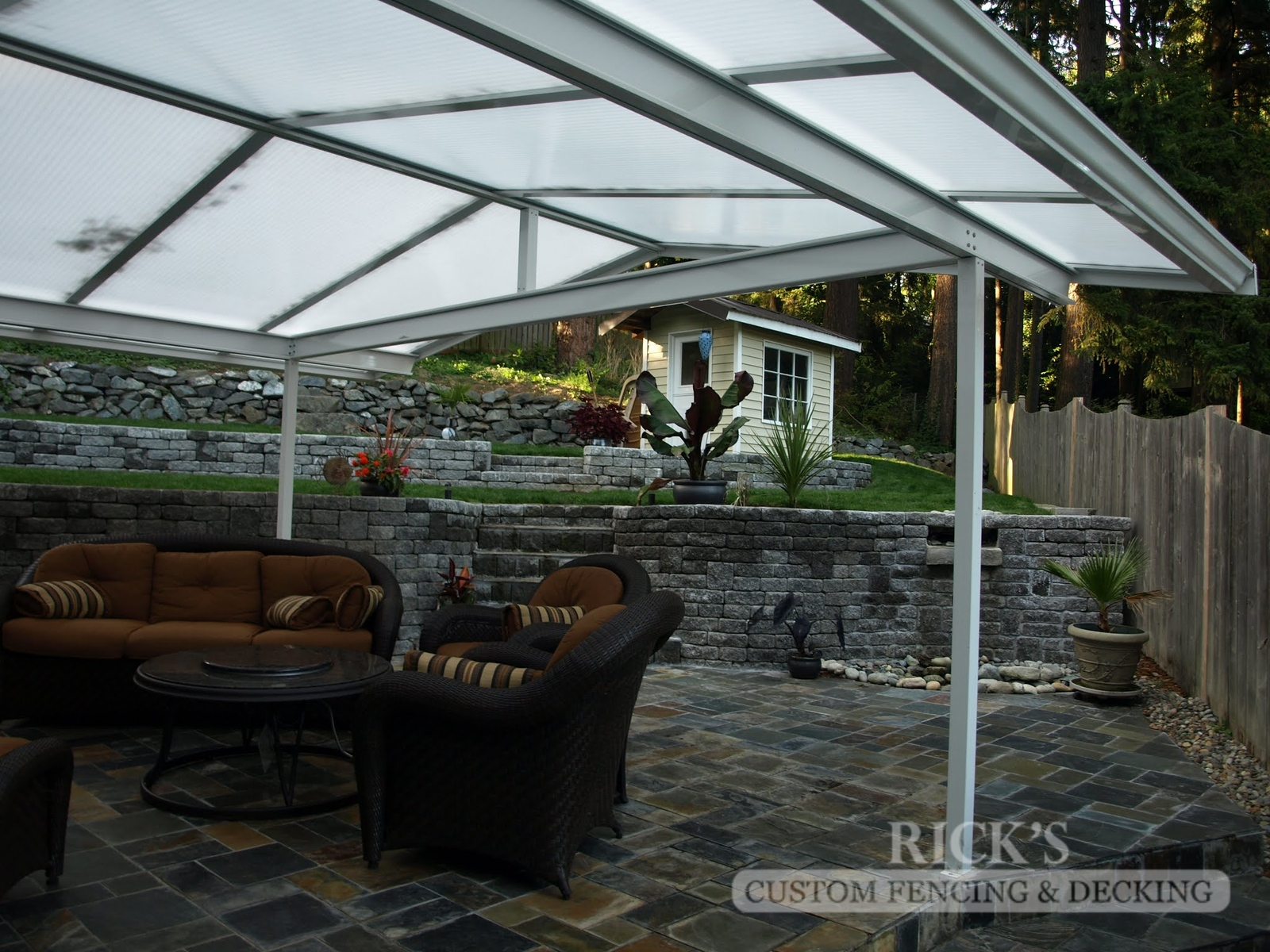5049 - Acrylite Patio Cover