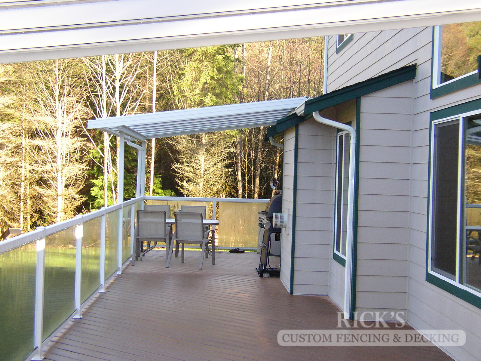 5062 - Acrylite Patio Cover