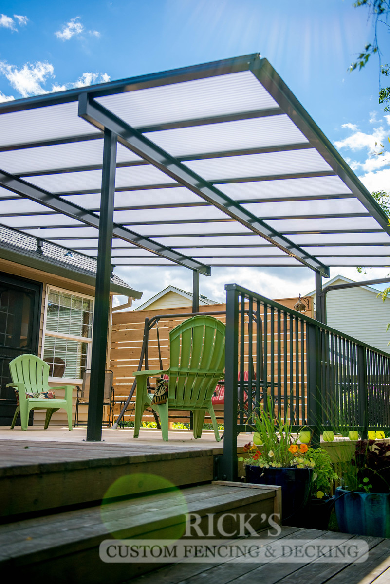 5038 - Acrylite Patio Cover