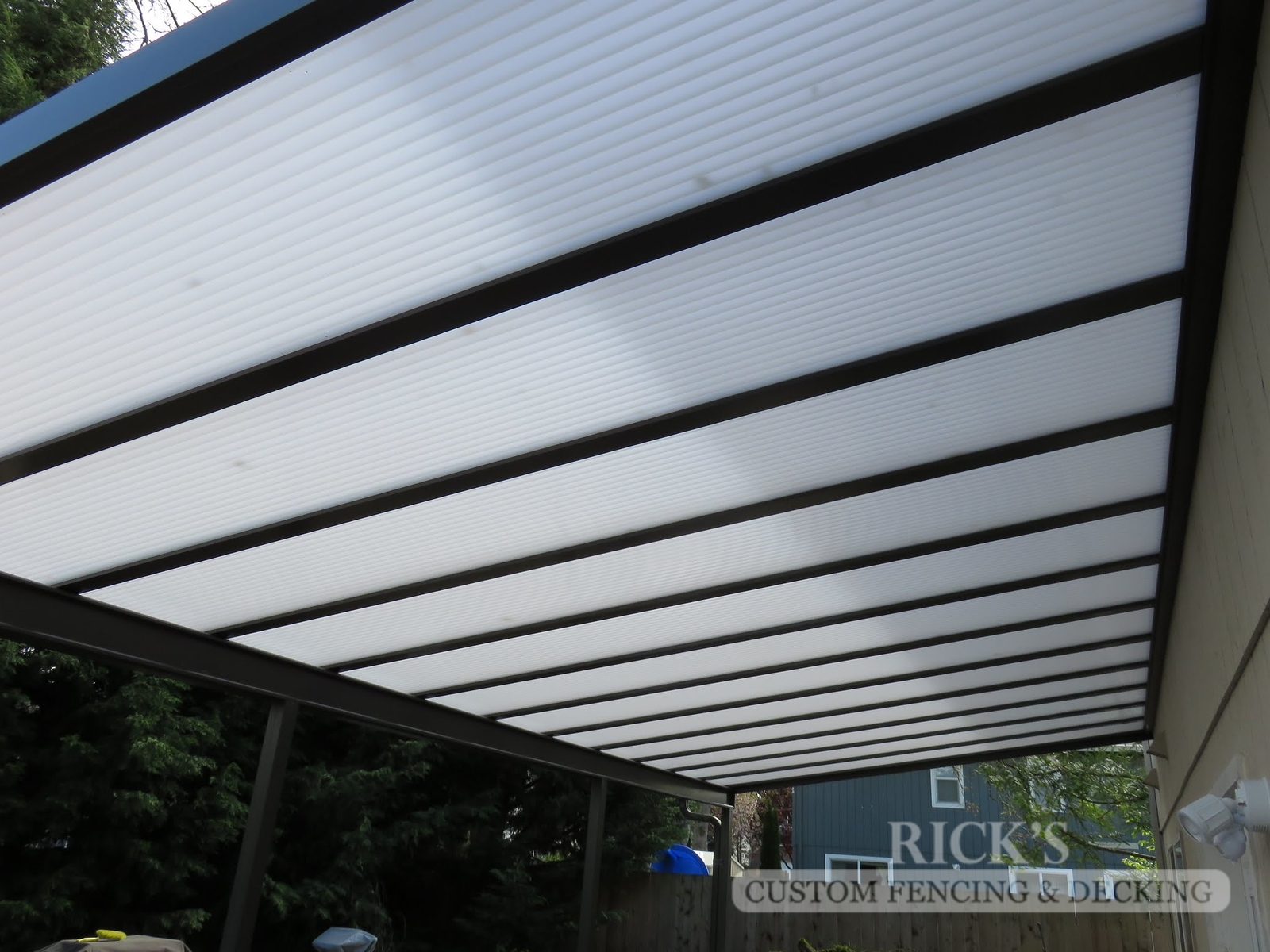 5020 - Acrylite Patio Cover