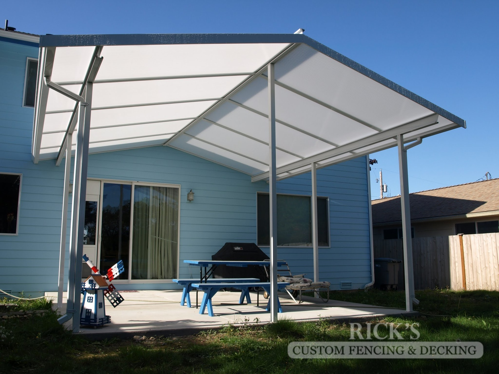 5052 - Acrylite Patio Cover