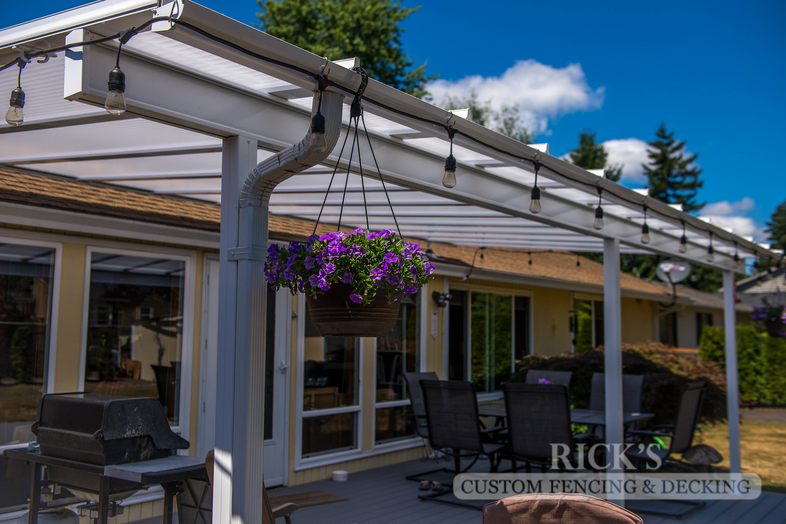 5003 - Acrylite Patio Cover