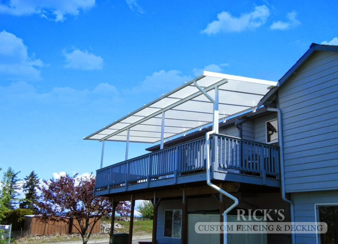 5034 - Acrylite Patio Cover