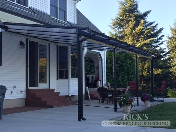 5023 - Acrylite Patio Cover