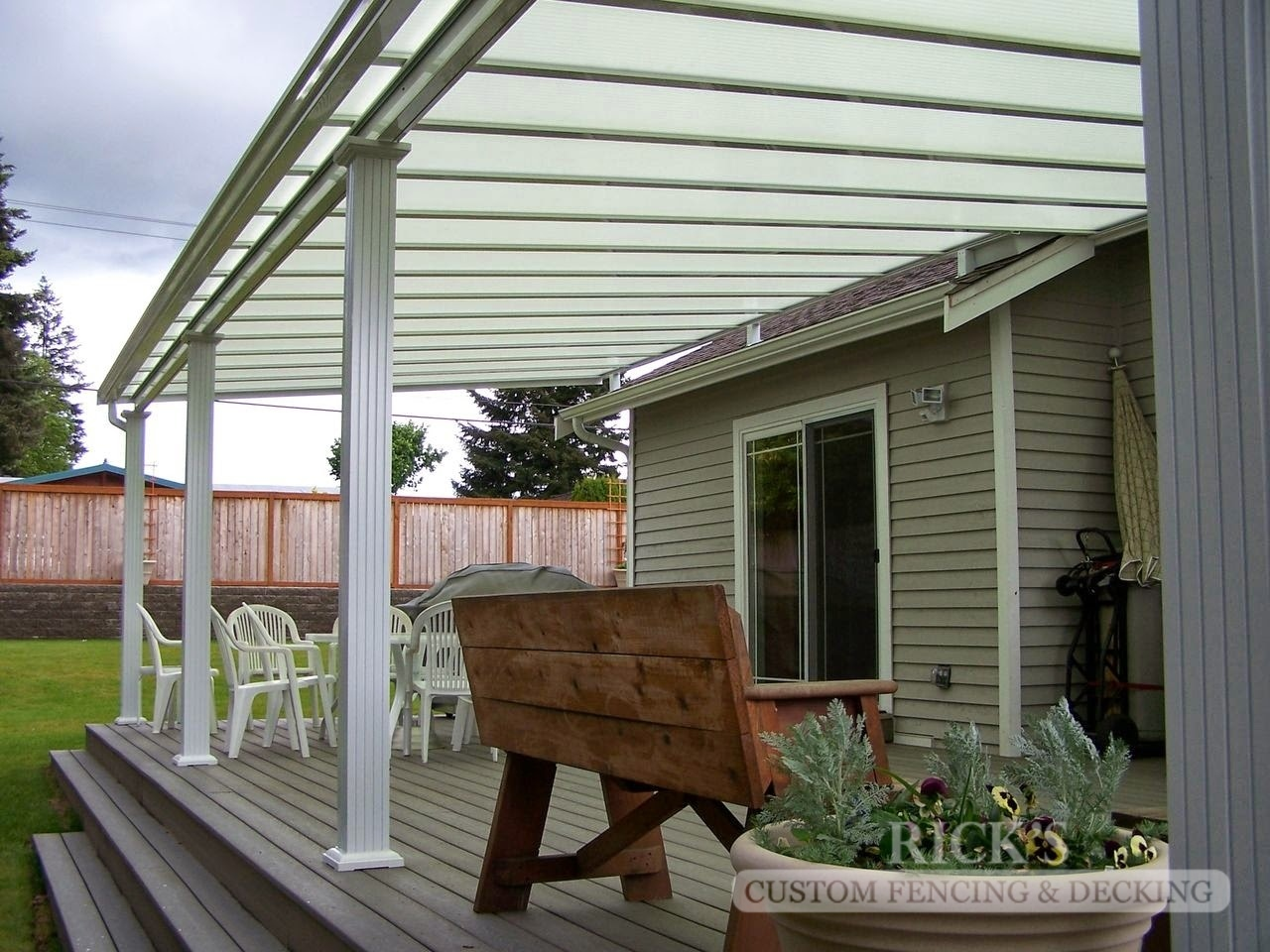 5033 - Acrylite Patio Cover