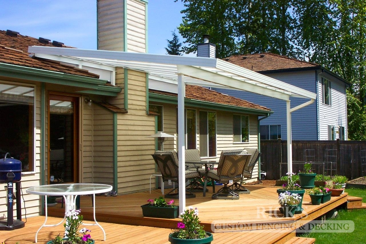 5045 - Acrylite Patio Cover