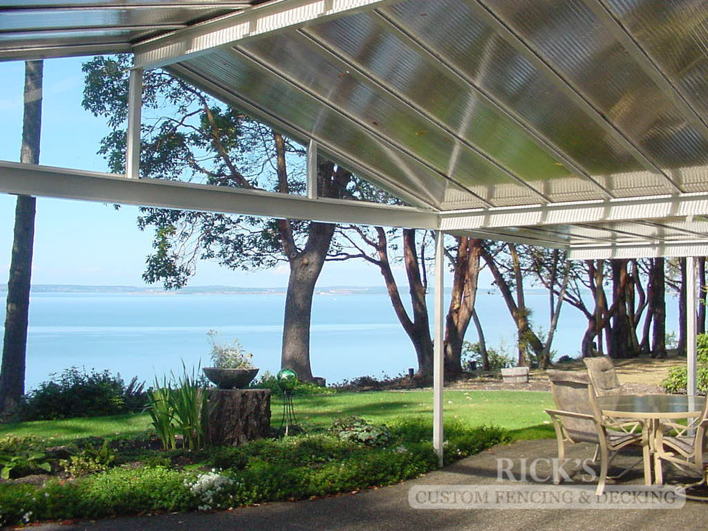 5051 - Acrylite Patio Cover
