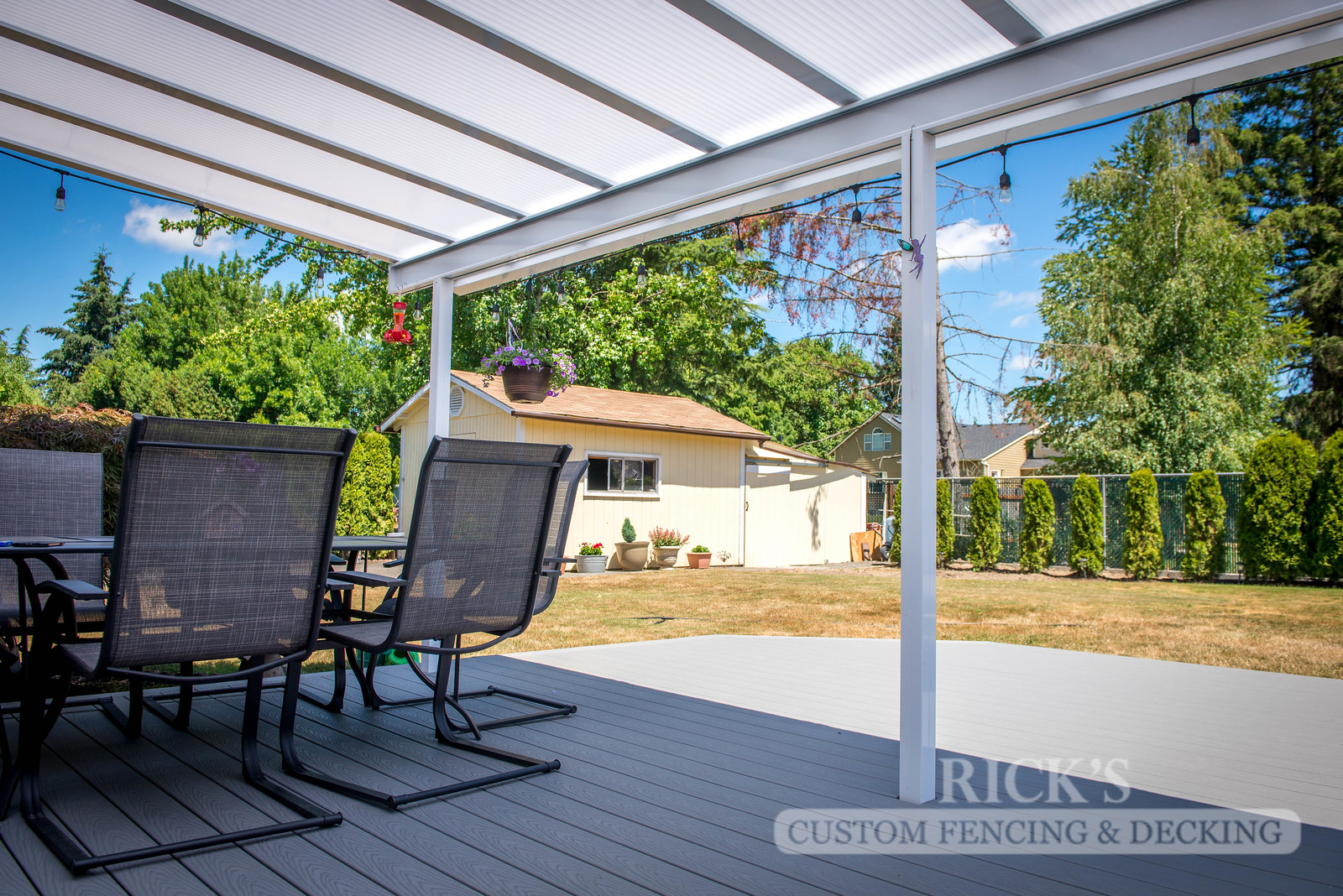 5001 - Acrylite Patio Cover