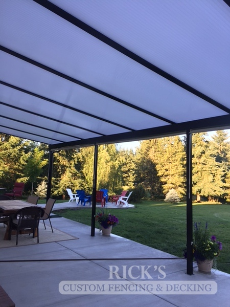 5022 - Acrylite Patio Cover