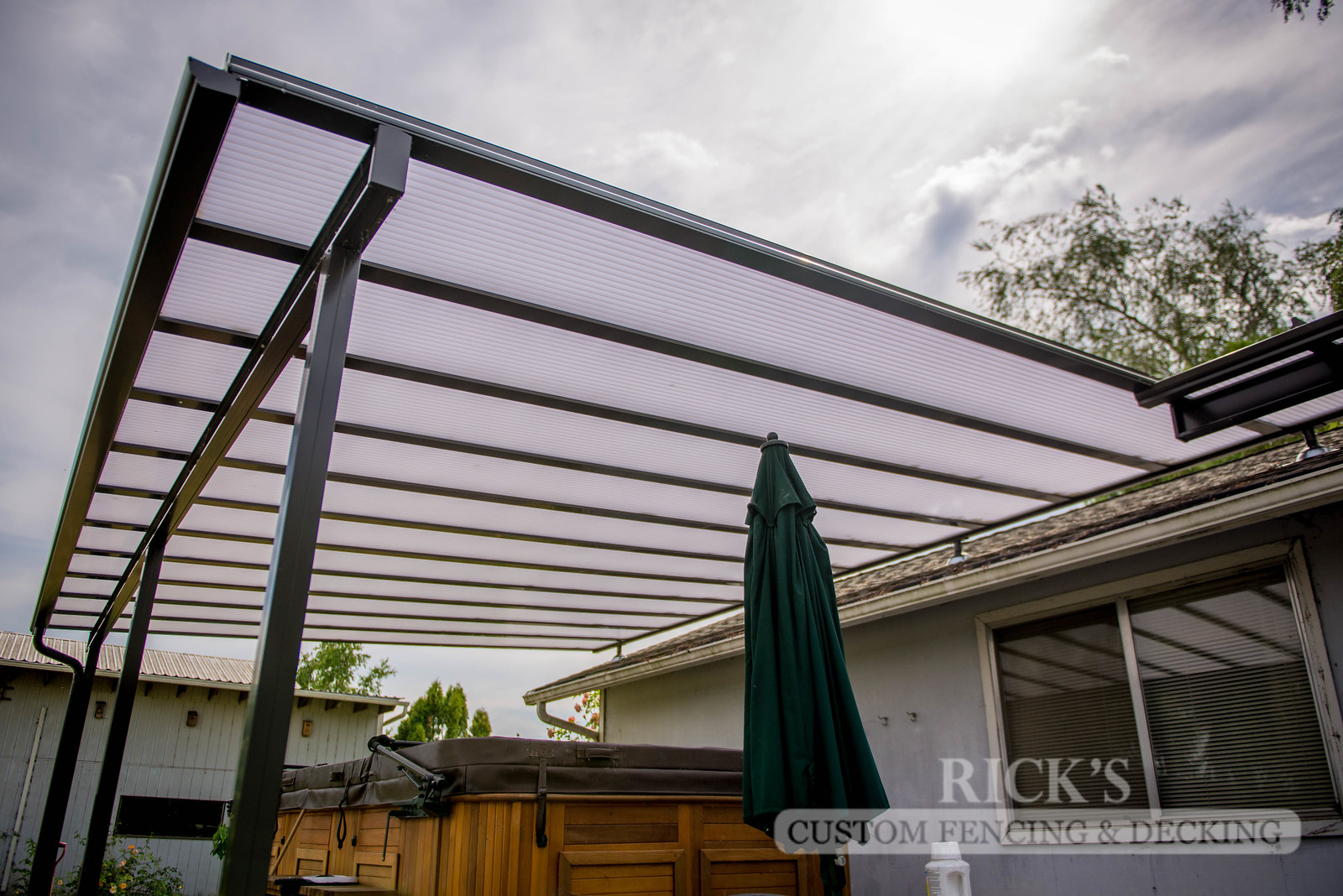 5011 - Acrylite Patio Cover