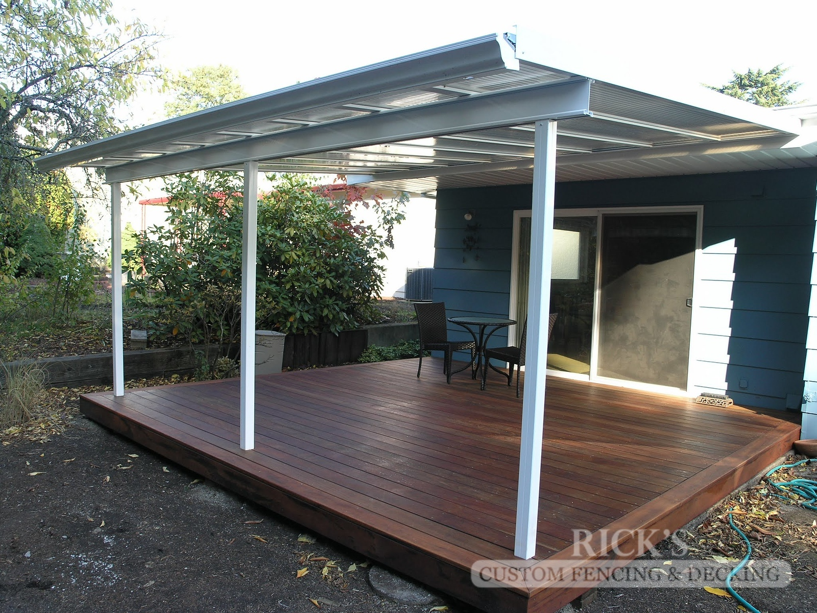 5063 - Acrylite Patio Cover