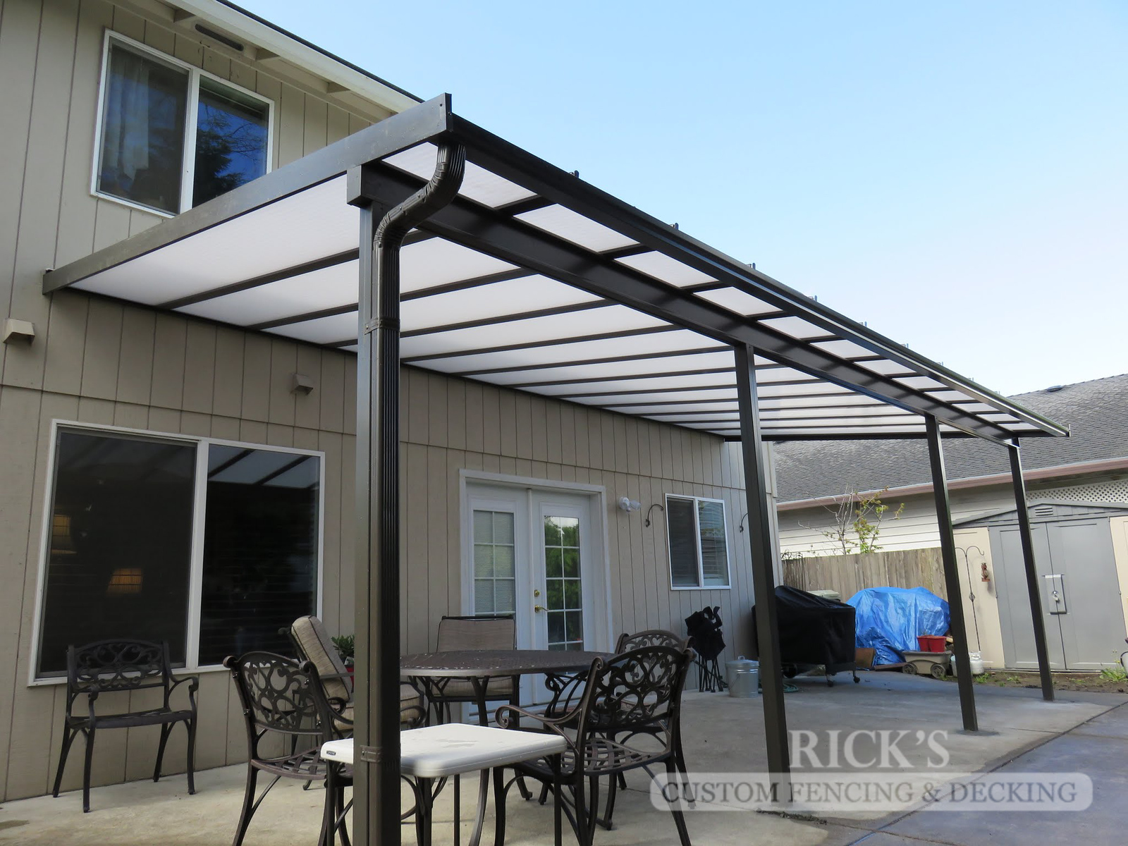 5065 - Acrylite Patio Cover