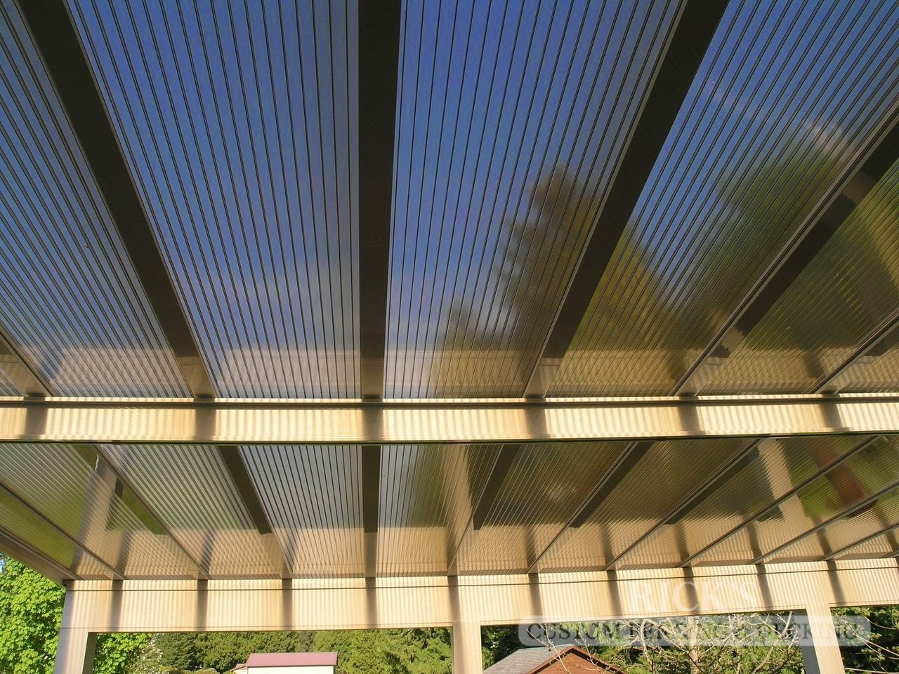 5036 - Acrylite Patio Cover