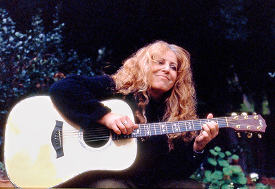 Wendy Waldman promo for Taylor Guitars  2003