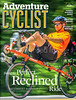 Adventure Cyclist cover - July 2014 - RAGBRAI recumbent rider - 72 ppi