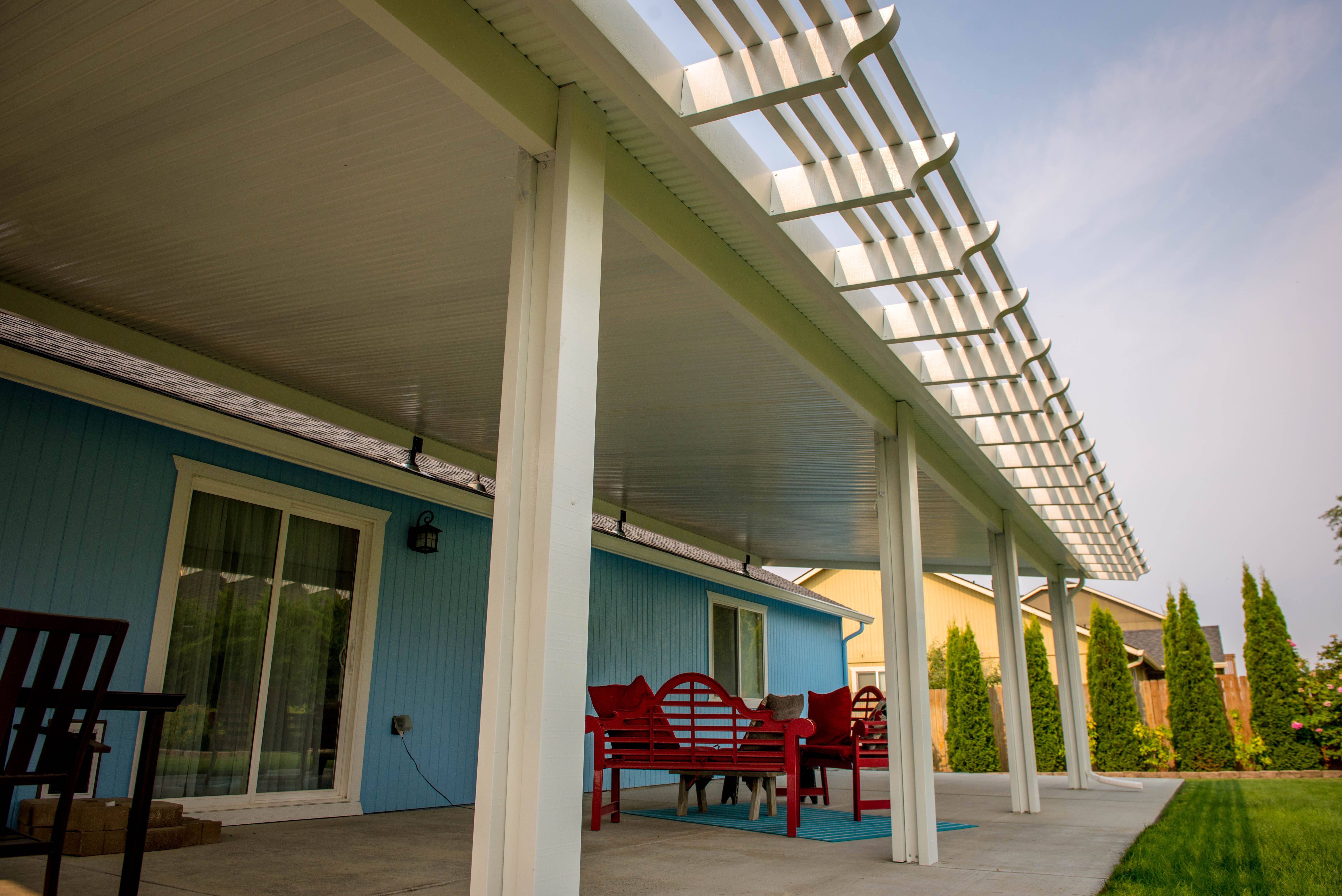 5403 - Duralum Patio Cover