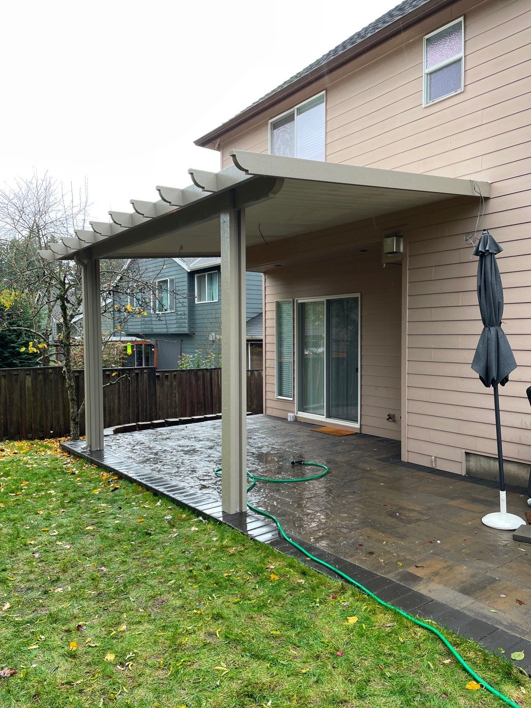 5486 - Duralum Patio Cover