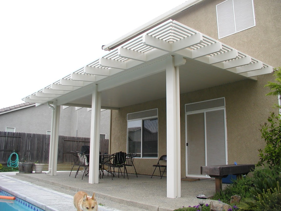 5467 - Duralum Patio Cover