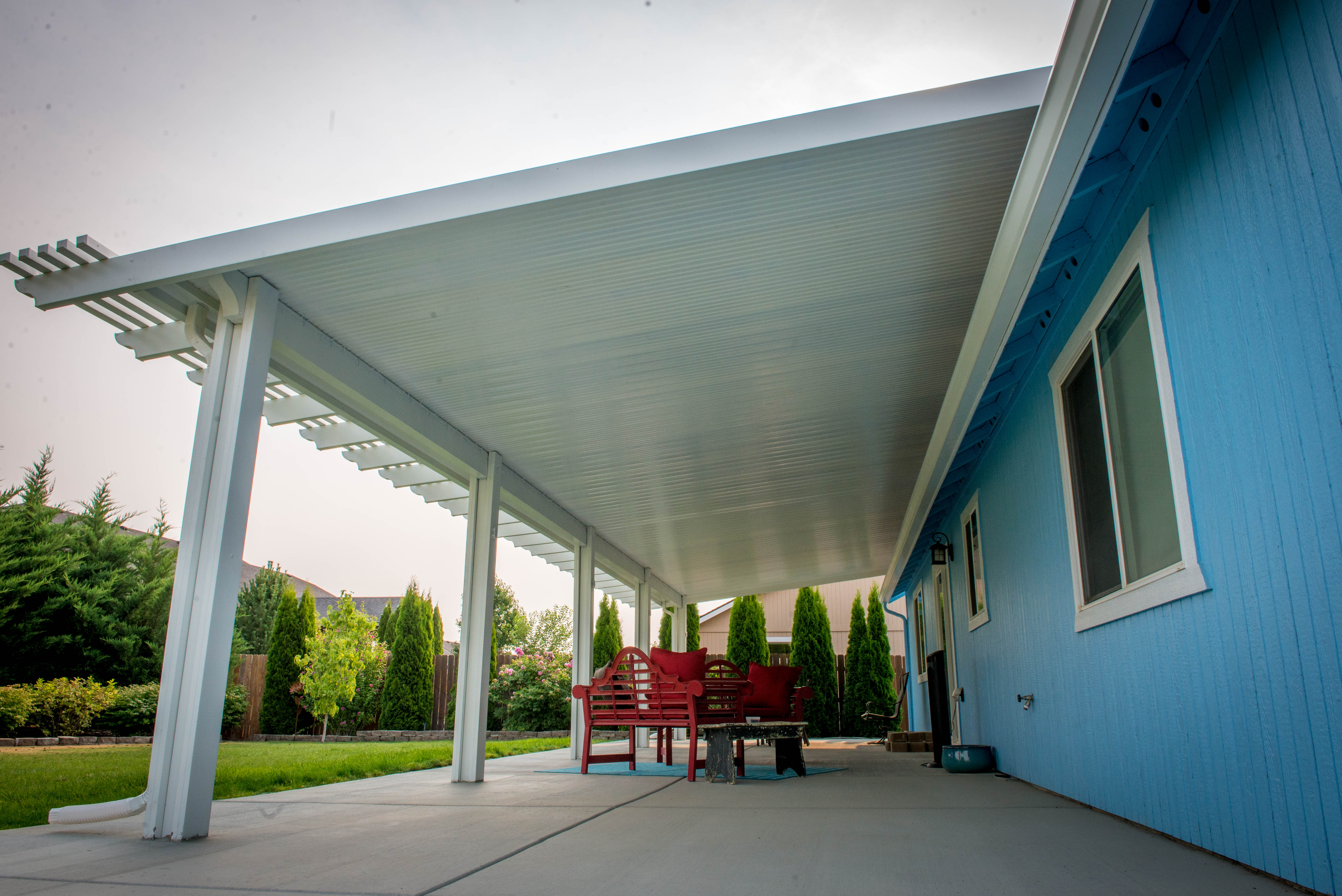 5404 - Duralum Patio Cover