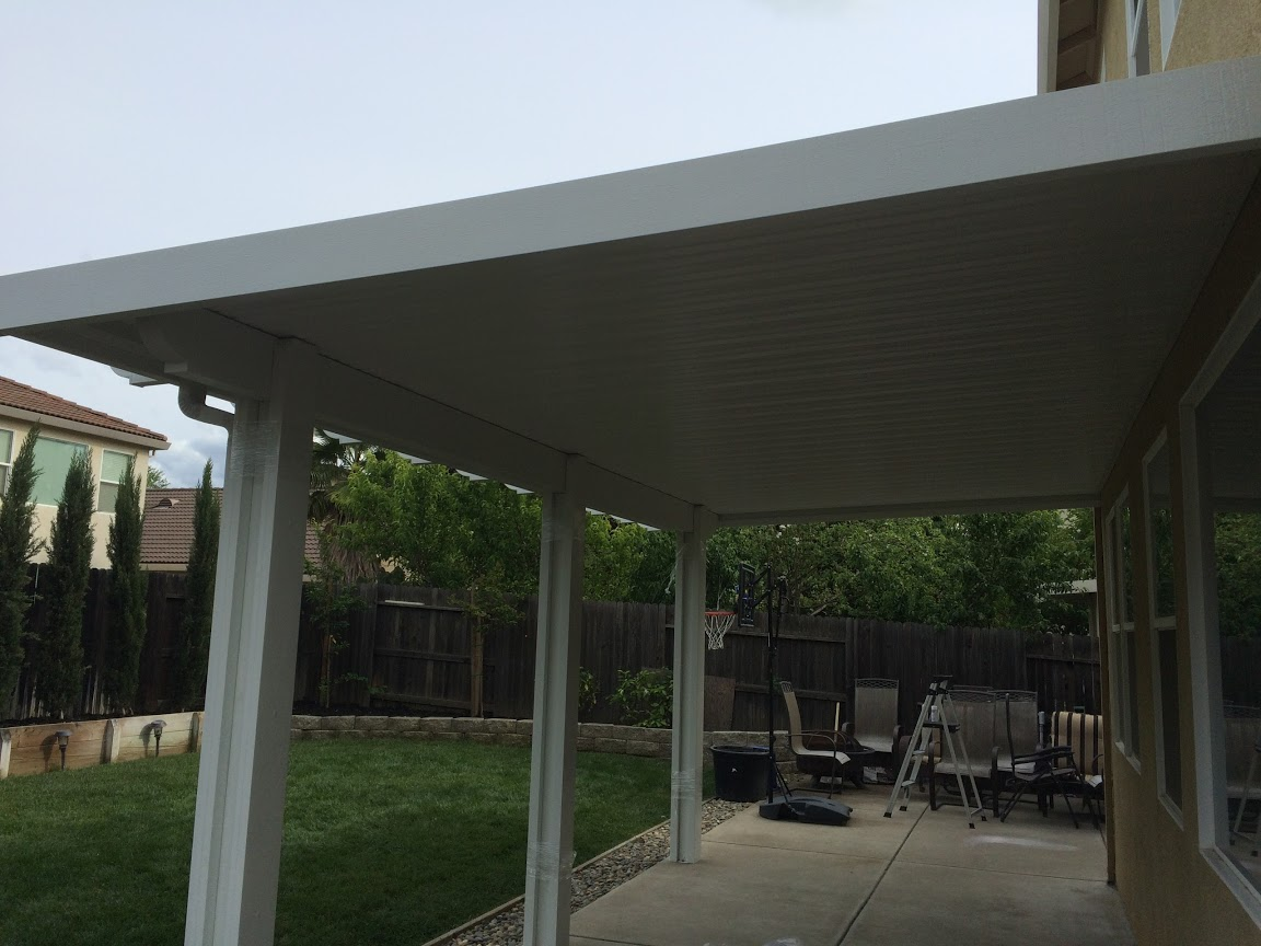 5450 - Duralum Patio Cover