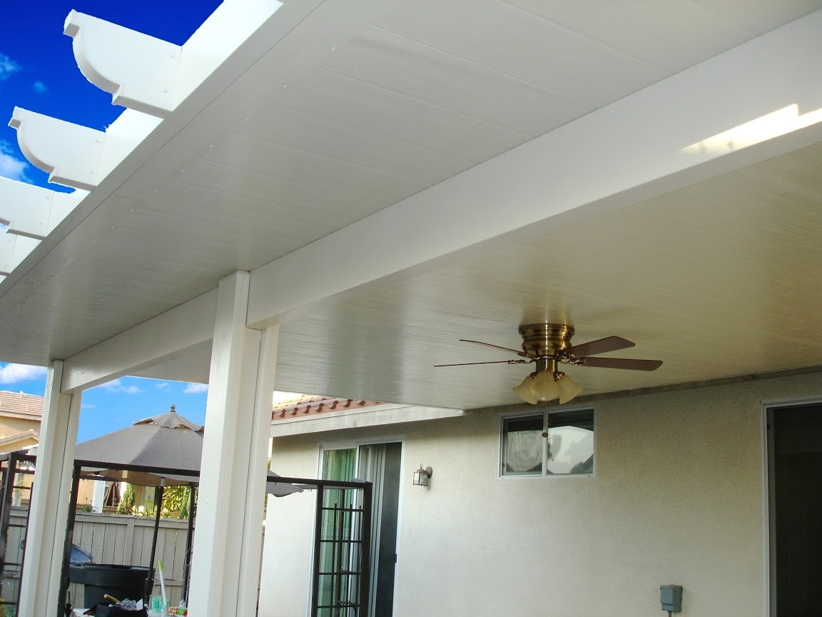 5478 - Duralum Patio Cover